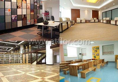 Multilayer PVC Floor